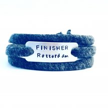 Yes, finisher! armband