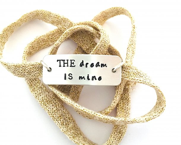 Bestel de The dream is mine armband